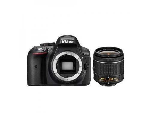 Nikon D5300 Zwart + AF-P 18-55 VR